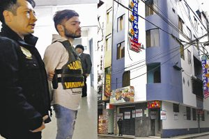 SMP: ordenan detención preliminar para tres venezolanos involucrados en el doble crimen