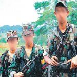 Terroristas reclutan a niños venezolanos