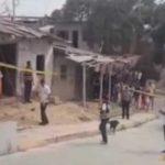 ¡Terrible! Bebé de 5 meses es asesinada a balazos por unos sicarios en Tumbes