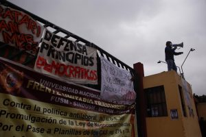 San Marcos: diálogo está en punto muerto