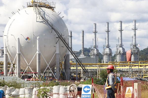 La planta de gas natural de Malvinas suspenderá funciones del 5 al 7 de octubre