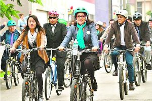 Difunden reglamento para  fortalecer uso de bicicletas