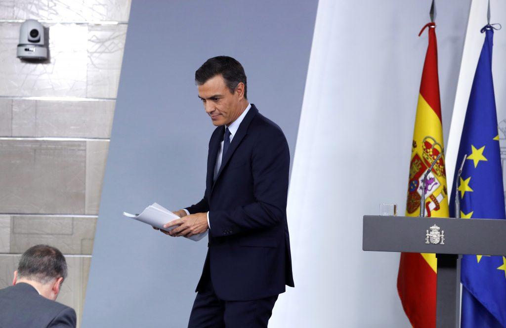España irá a nuevas elecciones ante el fracaso de los partidos políticos
