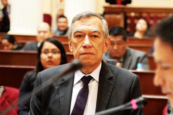 Hermano de Vizcarra pide acabar proceso