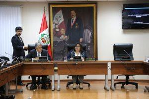 Cinco bancadas se van de la Comisión de Ética