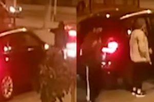 Delincuentes armados roban camioneta a familia en Pueblo Libre