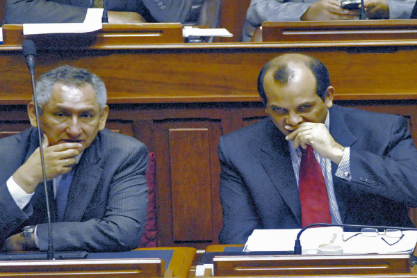 Ministros de Humala en caso Gasoducto