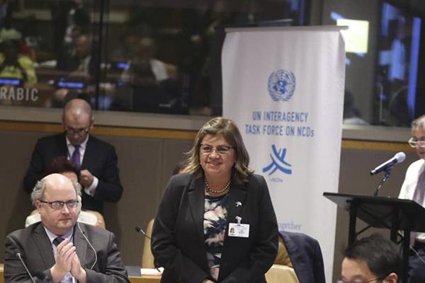 Naciones Unidas premia al Minsa por implementar manual de advertencias publicitarias