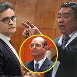Se enfrenta a Pérez: Nakazaki lo acusa de armar psicosocial