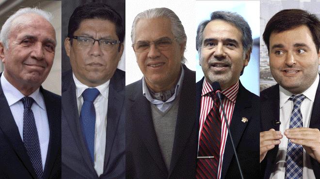 Bancada Liberal pide a fiscal de la Nación investigar denuncia de Ledesma