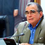 """Pedro Olaechea y el lapsus al declarar rechazada una """"cuestión de confianza"""" [VIDEO]"""