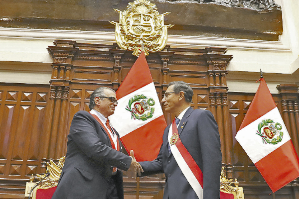 Ejecutivo y Legislativo deben retomar diálogo