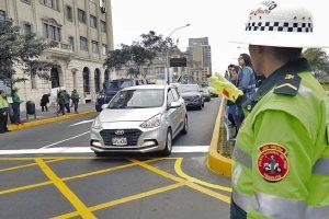 'Pico y placa': el caos se triplica en vías alternas