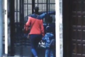 Madres de familia denuncian intento de secuestro de su hijos