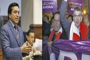 Candidatos desesperan por llegar a presidencia