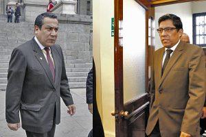 Minjus discrimina a exministro Adrianzén