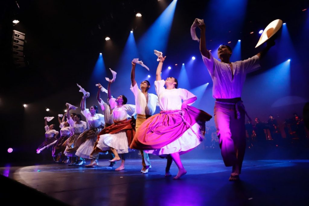 Tacneños deslumbrados con Ballet Folclórico
