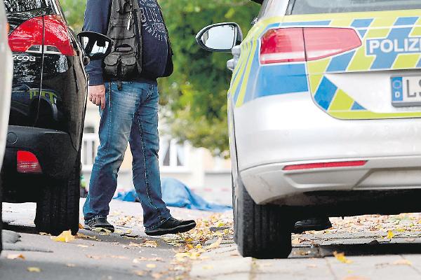Ataque antisemita deja  dos muertos en Alemania