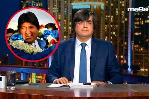 """Jaime Bayly: """"Desde La Habana y Caracas le ordenaron a Evo Morales que no suelte el poder"""""""