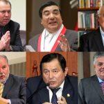 Rechazan disolución inconstitucional del Congreso de la República
