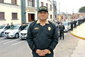 Callao recibe 40 patrulleros y comprarán 334 cámaras