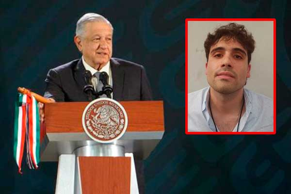 Liberaron a hijo del Chapo Guzmán para preservar «vidas»