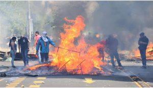 Vandalismo en Chile: Ejército anuncia nuevo toque de queda en Santiago | EN VIVO