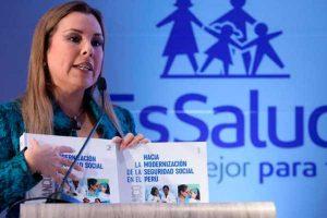 EsSalud presenta Libro Blanco para el diálogo la Seguridad Social