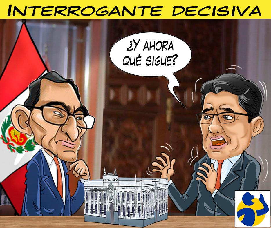 INTERROGANTE DECISIVA, por El Montonero
