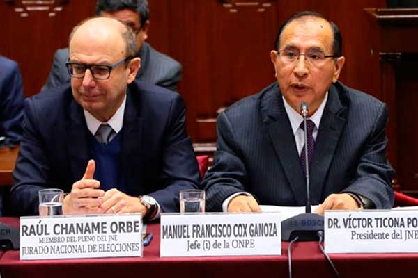 No aplicarán reforma de Vizcarra en 2020