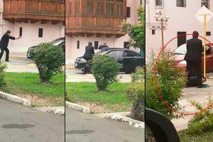 Jesús María: agente de seguridad captura ladrón a balazos