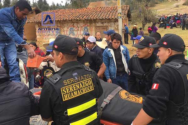 La Libertad: Gresca entre ronderos y mineros deja 4 muertos