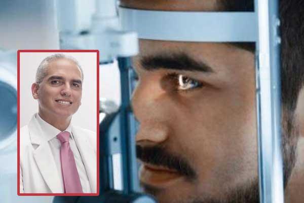 CAFÉ EXPRESO | 46 % de limeños tienen problemas oculares, señala médico oftalmólogo