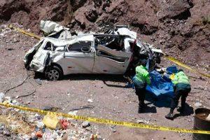 MTC denunciará a dueños de miniván accidentado