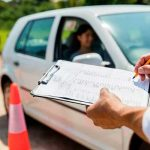 Examen de manejo debe ser en vía pública