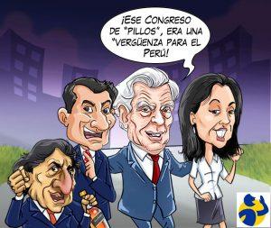 """""""CONGRESO DE PILLOS"""", por El Montonero"""