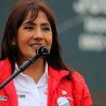 María Jara niega irregularidad pero Fiscalía investiga