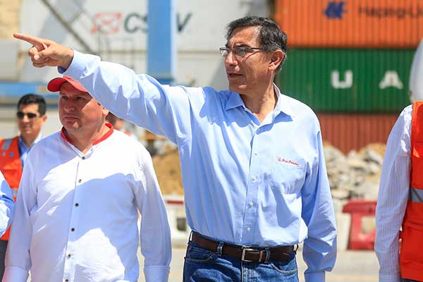 Presidente Vizcarra apoya decisiones del TC