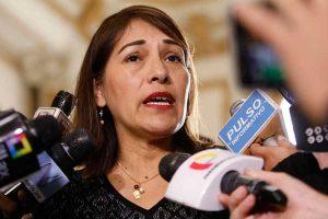 Milagros Salazar: Nada impide que Keiko postule al Congreso