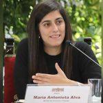 Presupuestos para continuidad de proyectos irán antes a las regiones, señaló María Antonieta