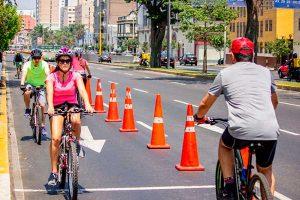 Municipalidad de Lima habilitará carril de corredor para ciclistas