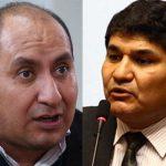 Richard Arce y Horacio Zeballos renuncian a Nuevo Perú