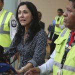 MP busca impedir que Nadine salga del país