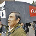 ¿Los funerales de Odebrecht…?