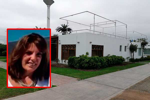 Roxanne Cheesman: Juez aceptó pedido fiscal de allanamiento de inmueble