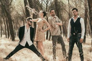 Jenny and The Mexicats regresan a Perú