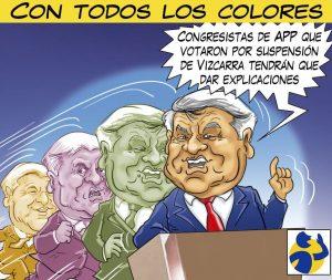 CON TODOS LOS COLORES, por El Montonero