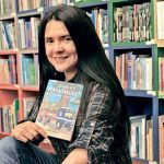 Periodista peruana escribe cuentos sobre Madagascar