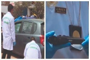 Ate: sujetos asesinan a taxista mientras esperaba a cliente afuera de un hotel