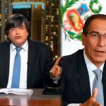 """Jaime Bayly sobre Vizcarra: """"No tiene grandeza de estadista"""""""